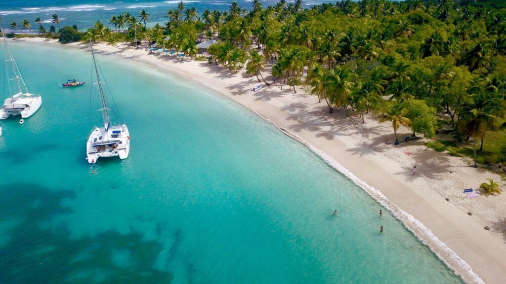 Kitesurfing Vacations in the Caribbean