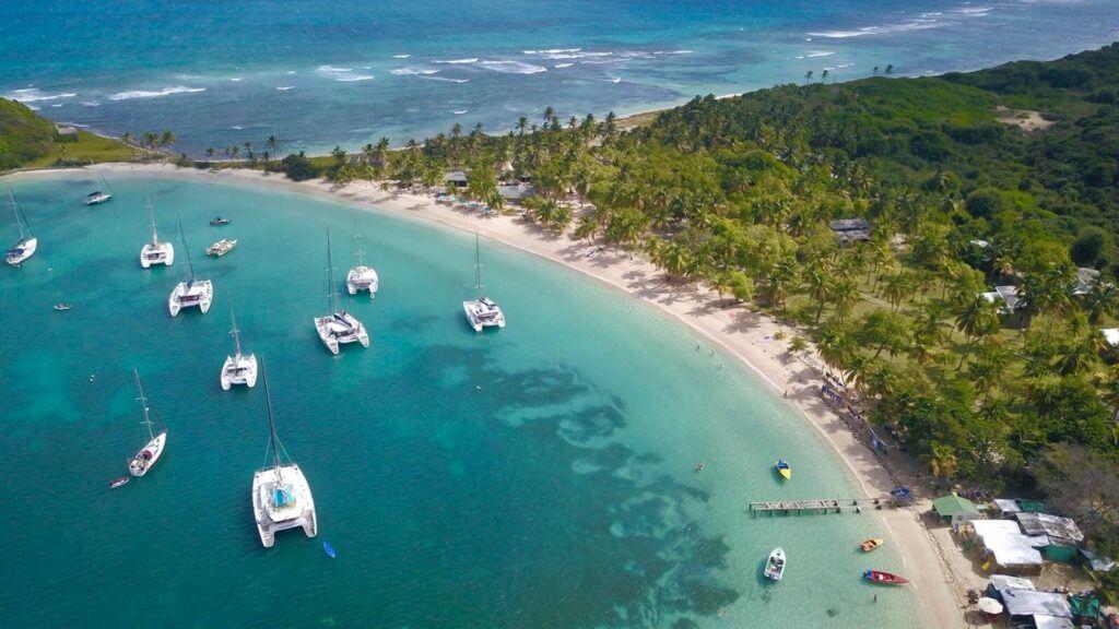 catamaran kitesurfing trips and packages