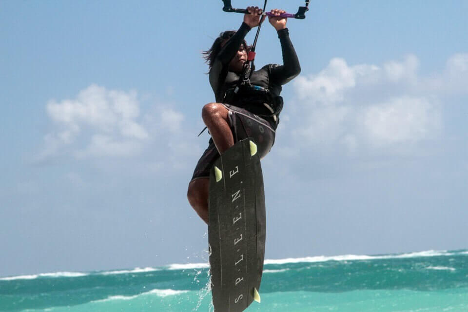 kite surfing lessons in mexico