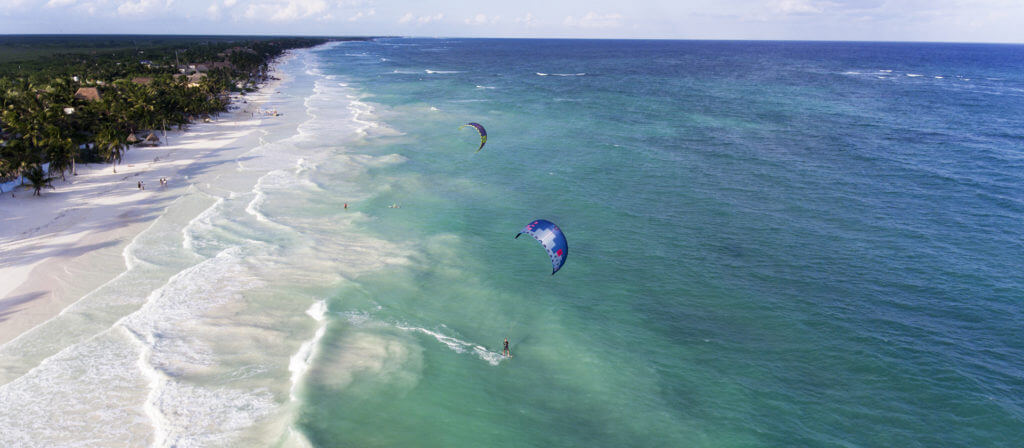 kiteboarding mexico the best spots
