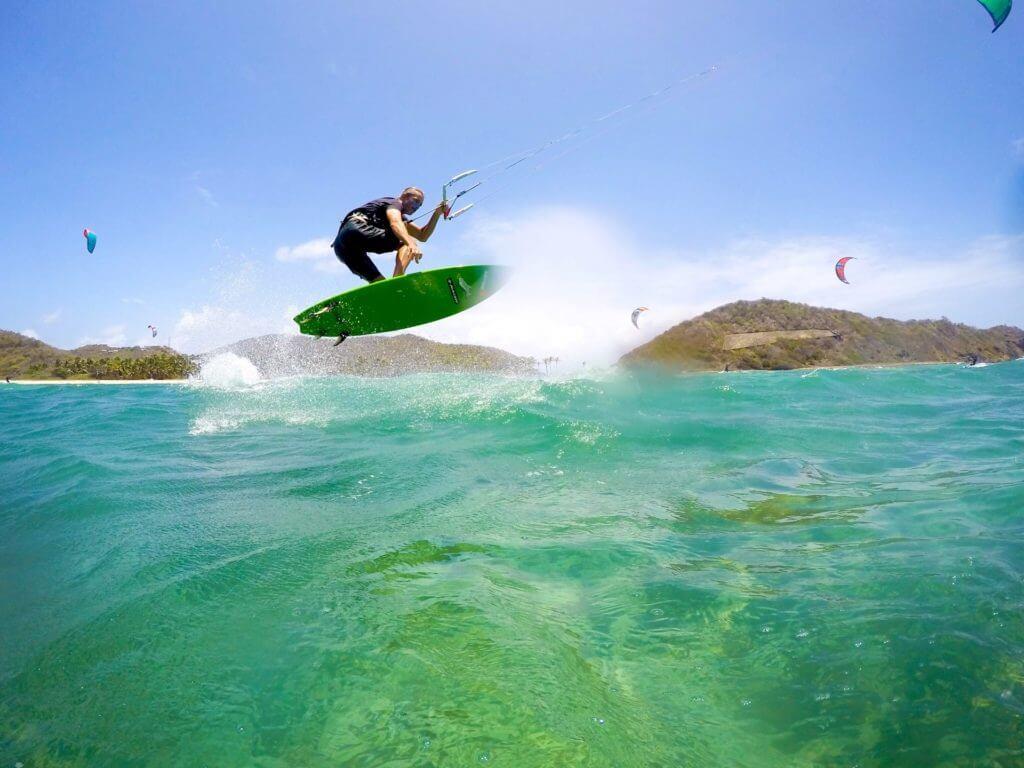 kiteboarding packages caribbean