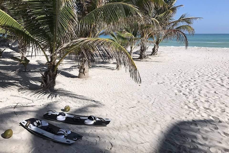 kitesurfing-in-cancun