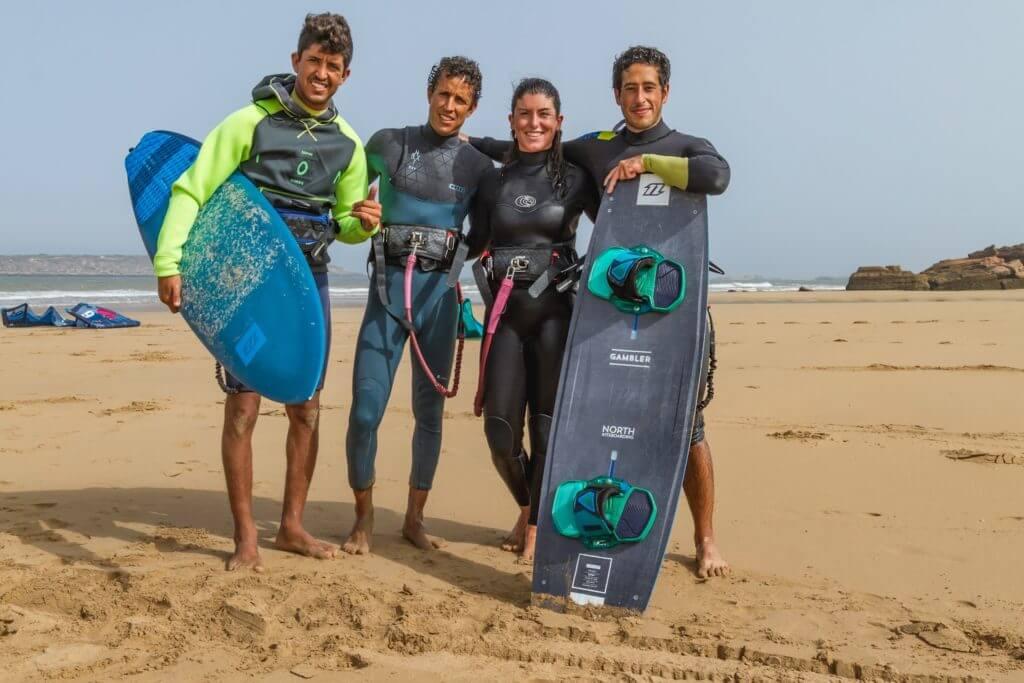 Kitesurf Camp Essaouira Morocco