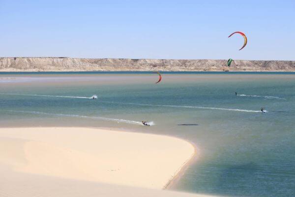 Kitesurfing Dakhla Morocco