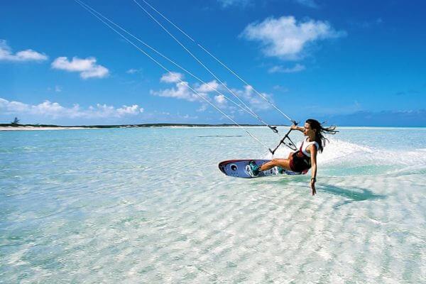 Kitesurfing Lefkada Greece