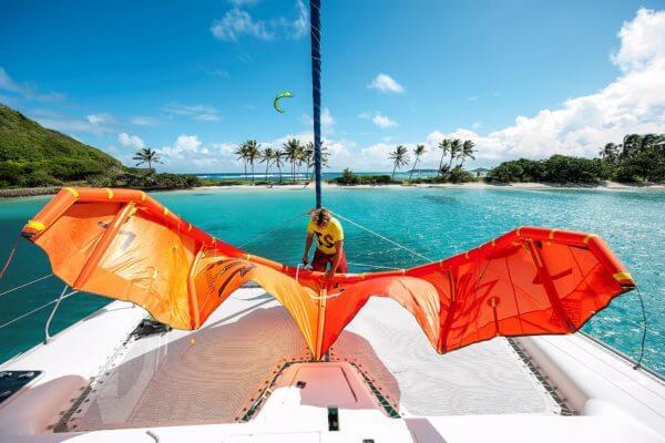 Kitesurf Cruise Caribbean