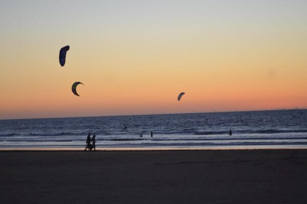 kiteboarding holidays in Morocco