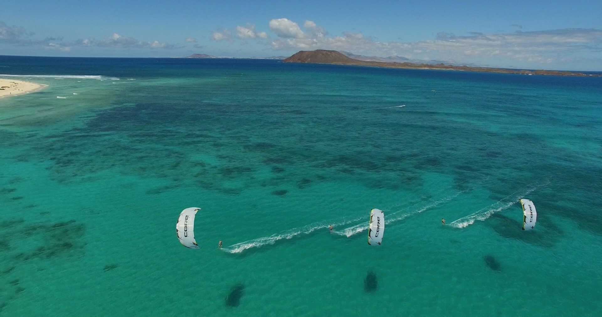 Kite beach Fuerteventure